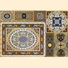 Atem Aladdin Pattern Mix B плитка декоративная