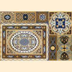 Aladdin Pattern Mix B плитка декоративная