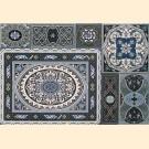 Atem Aladdin Pattern Mix BL плитка декоративная