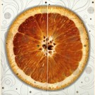 Atem Cuba - Orange декоративное  панно