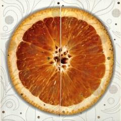 Cuba - Orange панно