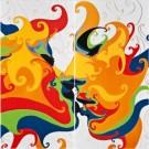 Cuba - Kiss плитка декоративная панно