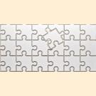 Cuba - Puzzle 1W плитка декоративная