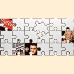 Cuba - Puzzle 2W  плитка декоративная фриз