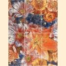 Cuba - Floral Field плитка декоративная  панно