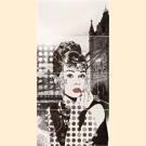 Cuba - London Odri Hepburn плитка декоративная