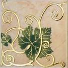 Atem Imola List 1 плитка декоративная