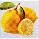 Atem Orly Lemon W 200X200 декоративная