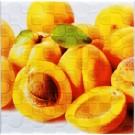 Atem Orly Peach W 200x200 плитка декоративная