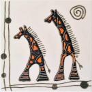 Atem Orly Giraffe W 200X200 декоративная