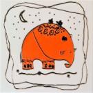 Atem Orly Elephant 200X200 декоративная