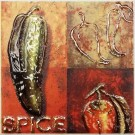 Atem Parma Spice W плитка декоративная