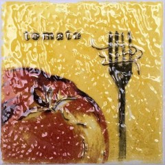 Orly Tomato W плитка декоративная