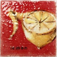 Orly Lemon W плитка декоративная