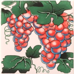 Orly Grape плитка декоративная