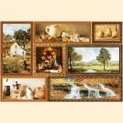 Интеркерама (Intercerama) - Grani Д 74 031 плитка декоративная